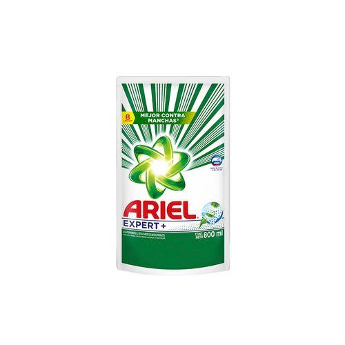 Jabón Líquido Ariel Expert Limpieza Profunda 800 Ml