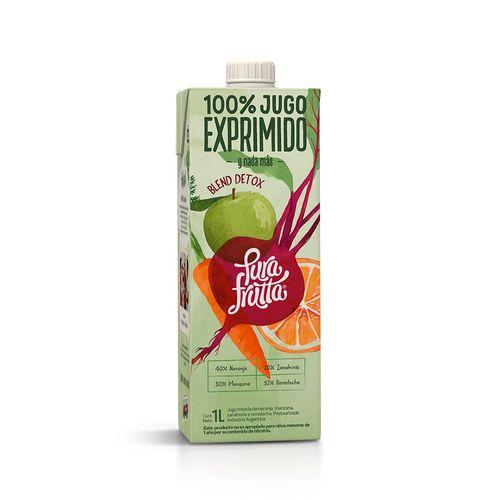 Jugo Blend Detox Pura Frutta 1000ml
