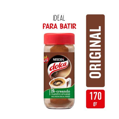 Cafe Nescafe Dolca Mas Facil De Batir 170 Gr