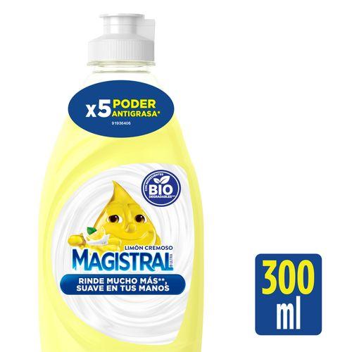 Detergente Limón Cremoso 300 Ml